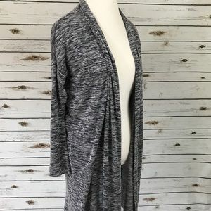 SOFT SURROUNDINGS Open Front Duster Cardigan